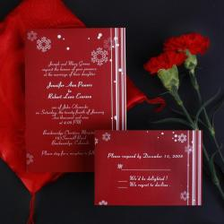 Cheap-red-beautiful-white-snowflake-wedding-invitation-cards-EWI005