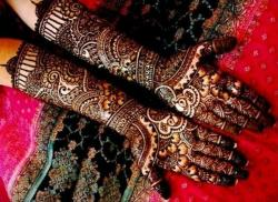Bridal-Arabic-Mehndi-design