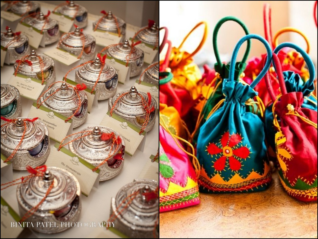 Indian Wedding Return Gift Ideas: Return Gifts